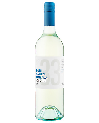 Cleanskin No 33 Moscato White Wine 750mL case of 6