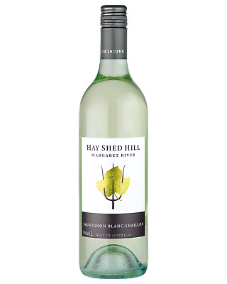 Hay Shed Hill Sauvignon Blanc Semillon White Wine Margaret River 2017 750mL bott