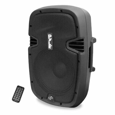 PYLE-PRO PYLE Powered Active PA Loudspeaker Bluetooth System - 10 in Bass
