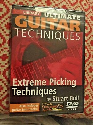 Lick library extreme picking consider