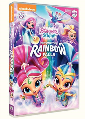 Movie-Shimmer And Shine - Oltre Le Cascate Arcobaleno DVD NEW