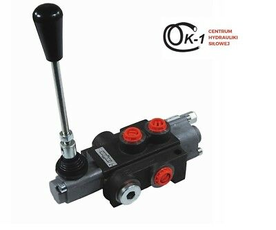 1 SPOOL Hydraulic Directional Control Valve 11gpm, Double Acting Cylinder 40 L