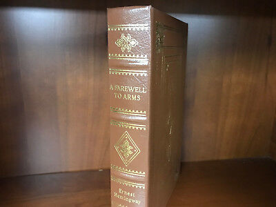 Easton Press-Farewell to Arms by Hemingway-100 Greatest Books-NEAR MINT