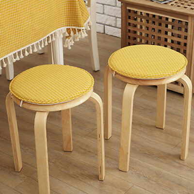 Chair Cushion Seat Pads Removable Round Cover Cotton Floor Pillow B