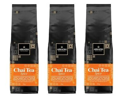 3kg Arkadia ** SPICE ** Chai Latte Powder Drink Cafe Use Tea Sicilia Coffee
