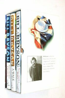 Bill Bryson Box Set, A Walk in the Woods, Notes from a Big Cou... by Bill BRYSON
