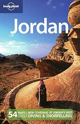 Jordan (Lonely Planet Country Guides) by Walker, Jenny Paperback Book The Cheap