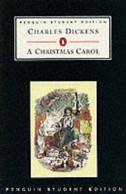 A Christmas Carol (Classic Collections) by Dickens, Charles Paperback Book The