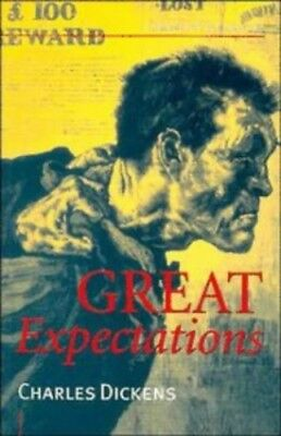 Great Expectations (Cambridge Literature) by Dickens, Charles Paperback Book The