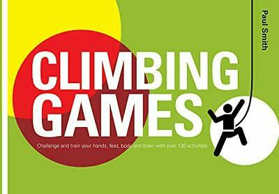 Climbing Games by Smith, Dr. Paul Paperback Book The Cheap Fast Free Post