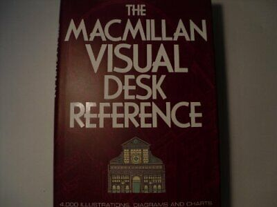 The Macmillan Visual Desk Reference by The Diagram Group Hardback Book The Cheap