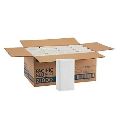 Pacific Blue Select Multifold Premium 2-Ply Paper Towels (Previously Branded Sig