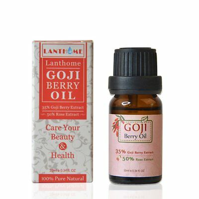 10ml Goji Berry Essential Oil Anti-aging Anti Wrinkle Hydrating Moisturizing RE
