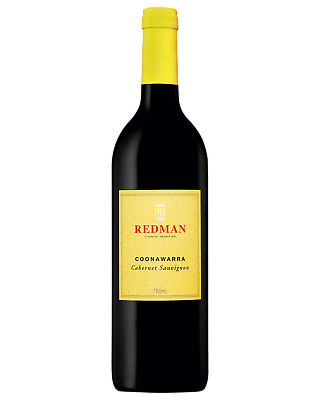 Redman Cabernet Sauvignon Red Wine Coonawarra 750mL case of 6