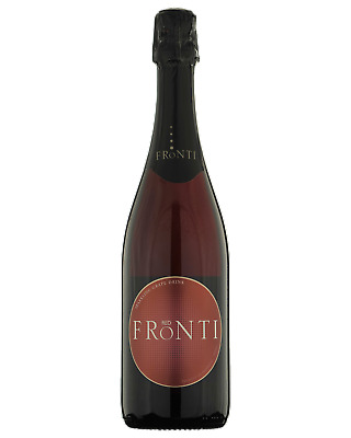 Fronti Red Non Alcoholic Champagne Sparkling bottle