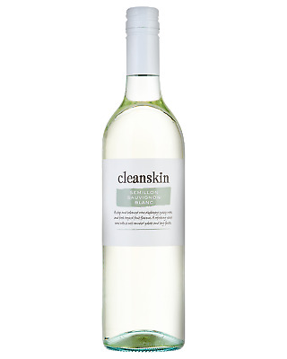 Cleanskin Semillon Sauvignon Blanc White Wine 750mL bottle