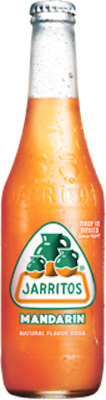 Jarritos Mandarina (Mandarin) 370mL Other Drinks Crown case of 24