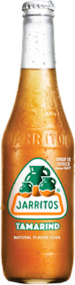 Jarritos Tamarindo (Tamarind) 370mL Other Drinks Crown case of 24