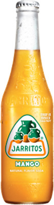 Jarritos Mango 370mL Other Drinks Crown case of 24