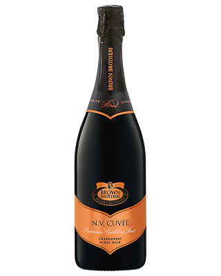 Brown Brothers NV Cuvee Champagne Sparkling 750mL case of 6