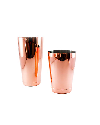 Cocktail Kit Copper Boston Shaker with Toby Tin Other Drinks