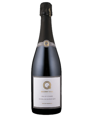 Quarry Hill Sea of Stones Sparkling Shiraz Red Wine 750mL case of 6