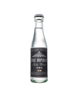 East Imperial Soda Water 150ml 6 x 4 Pack Other Drinks case of 24