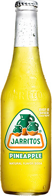 Jarritos Pina (Pineapple) 370mL Other Drinks Crown case of 24