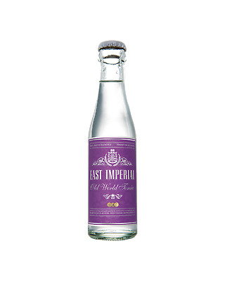 East Imperial Old World Tonic Water 150ml 6 x 4 Pack Other Drinks case of 24