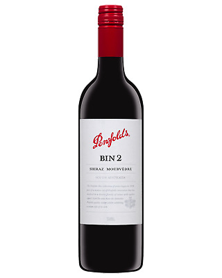 Penfolds Bin 2 Shiraz Mourvedre 2011 Red Wine 750mL case of 6