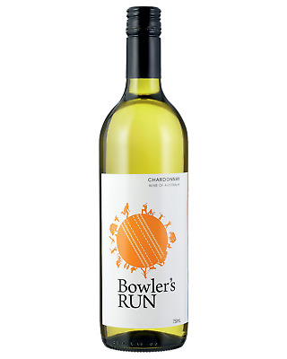 Bowler's Run Chardonnay White Wine 750mL bottle
