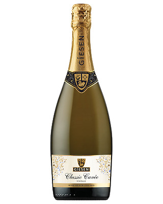Giesen Classic Cuvee Vintage Champagne Sparkling Wairau Valley 2017 750mL bottle