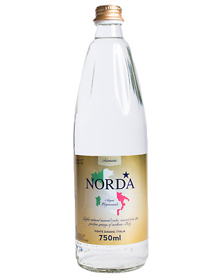 Norda Frizzante Sparkling Mineral Water 750mL Other Drinks case of 12