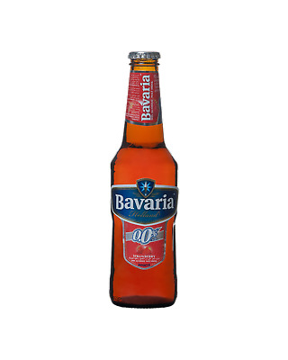 Bavaria Strawberry 0.0% Other Drinks 330mL case of 24