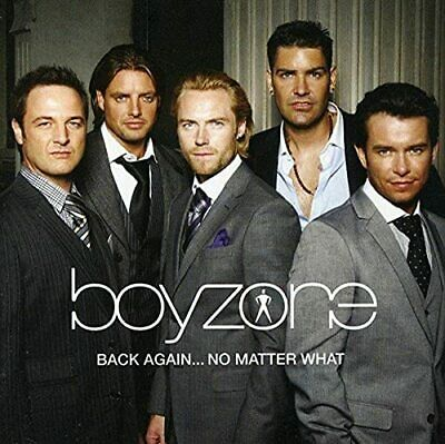 Boyzone - Back Again...No Matter What - The Greatest Hits - Boyzone CD EIVG The