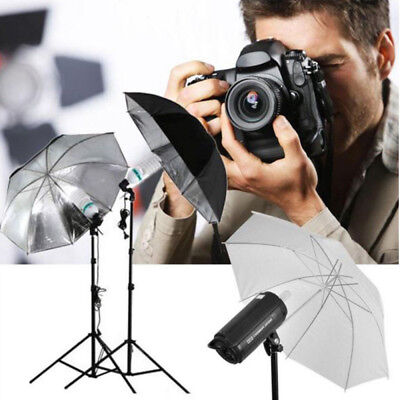 "Camera 33"" Inch Translucent Photography Photo Studio Video flash Soft Umbrella"