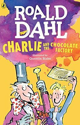 Charlie and the Chocolate Factory by Dahl, Roald Book The Fast Free Shipping