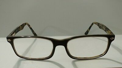 3cb51d5527916 AUTHENTIC RAY BAN RB 5162 2363 Brown Havana 52-16-140 Frames RX ...