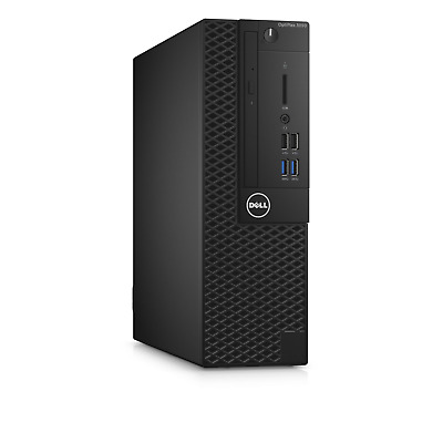 DELL OptiPlex 3060 SFF Business PC i5-8500 8GB 256GB SSD DVD±ROM Windows 10 Pro