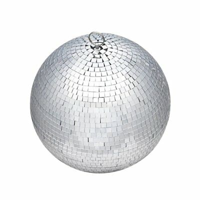 Large Mirror Glass Disco Ball DJ Dance Home Party Bands Club Stage Lighting QC