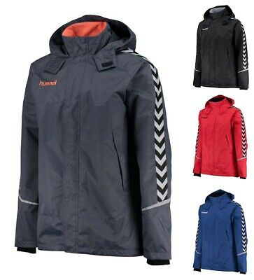 Hummel Authentic Charge ALL-WEATHER JACKET Allwetterjacke Herren Kinder 83049