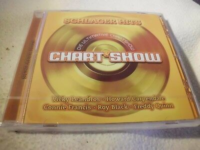 Die ultimative Chartshow -  Schlager Hits  CD - OVP