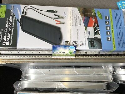 Solar Battery Maintainer Caravan/ Motorhome