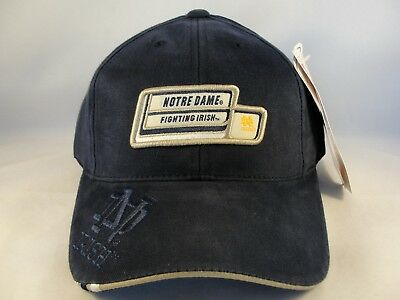 Notre Dame Fighting Irish NCAA Vintage Adjustable Strap Cap Hat American Needle