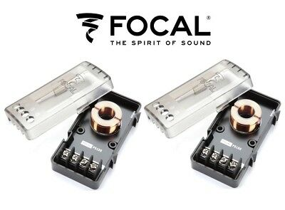 FOCAL Expert COPPIA CROSSOVER 1 Via PER WOOFER dal kit PS 130