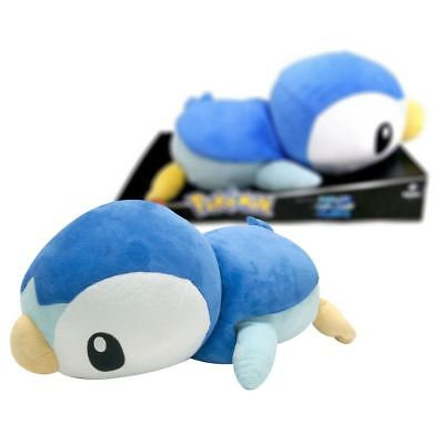 """New Pokemon 18"""" Piplup Large Plush Toy Tomy Official"""
