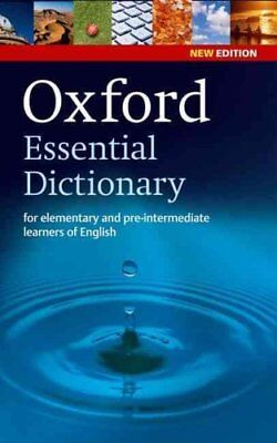 Oxford Essential Dictionary, New Edition A new edition of the c... 9780194333993