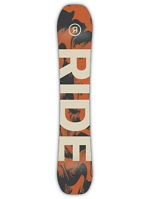 Ride Orange 2019 Berzerker - 159cm Snowboard