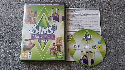 The Sims 3: Master Suite Stuff (PC: Windows, 2012) Expansion Pack