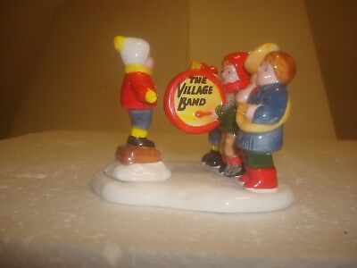 DEPT 56 Snow Village - Children In Band - #51047